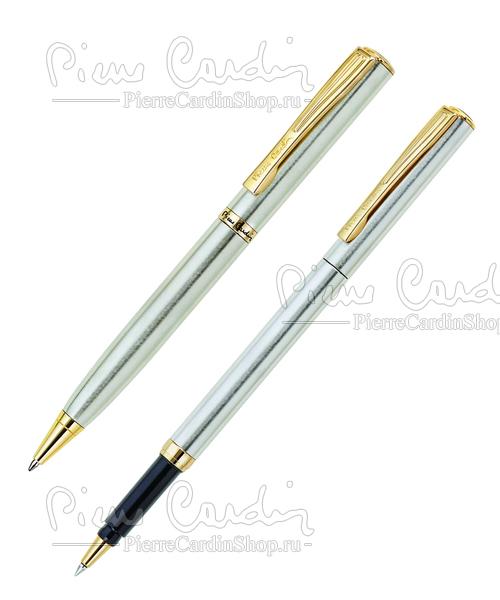 Набор Pierre Cardin PEN and PEN: ручка шариковая + роллер  (артикул PC0865BP/RP)